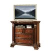 Woodhaven Hill Orleans 4 Drawer Media Chest