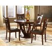 Woodhaven Hill Vanbure 5 Piece Dining Set