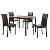 Woodhaven Hill Tempe 5 Piece Dining Set