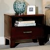 Woodhaven Hill Claran 1 Drawer Nightstand