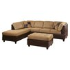 Woodhaven Hill Comfort Living Sectional