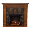 Woodhaven Hill Blake Electric Fireplace