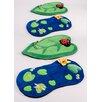 KaloKids Back to Nature Snuggle Kids Rug (Set of 4)