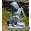 Solstice Sculptures Statue Garcia