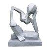 Solstice Sculptures Statue Cassis