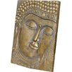 Solstice Sculptures Buddha Plaque Wall Decor