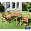 Summer Terrace Tornio 3 Seater Dining Set
