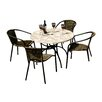 Summer Terrace Romano 4 Seater Dining Set