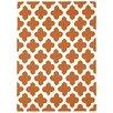 Asiatic Carpets Ltd. Artisan Hand-Woven Terracotta Area Rug