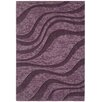 Asiatic Carpets Ltd. Aero Hand-Woven Plum Area Rug
