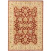 Asiatic Carpets Ltd. Agra Twist Hand-Woven Red Area Rug