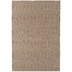 Asiatic Handgewebter Teppich Sloan in Braun