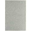 Asiatic Handgewebter Teppich Sloan in Zartgrünblau