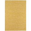 Asiatic Carpets Ltd. Sloan Hand-Woven Mustard Area Rug