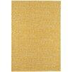 Asiatic Handgewebter Teppich Sloan in Senf