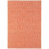 Asiatic Carpets Ltd. Sloan Hand-Woven Orange Area Rug