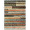Asiatic Handgearbeiteter Teppich Boca in Bunt
