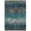 Asiatic Carpets Ltd. Holborn Hand-Woven Turquoise Rug