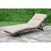 Oggetti lola outdoor chaise allmodern for Balinese chaise lounge