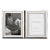 Reed & Barton Capri Double Picture Frame