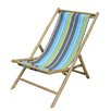ZEW Inc Relax Chaise Sling Lounge Patio Chair