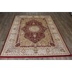 Rug Factory Plus Tabriz Hand-Tufted Red Area Rug