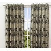 Scatter Box Wisteria Curtain Panel (Set of 2)