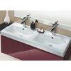 CeraStyle by Nameeks Mona Rectangle Ceramic Bathroom Sink
