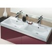 CeraStyle by Nameeks Mona Rectangle Ceramic Bathroom Sink