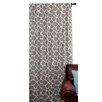 EZ Living Home Giraffe Single Curtain Panel