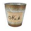 """Blossom Bucket """"No. 4 Round Pot Planter (Set of 4)"""