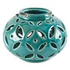 Blossom Bucket Ceramic Lantern