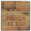 "Blossom Bucket ""Happy Pumpkin Everything"" Wall Box Sign"