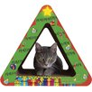 Imperial Cat Scratch n' Shapes Christmas Tree Recycled Paper Scratching Post