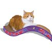 Imperial Cat Scratch n' Shapes Medium Purrfect Stretch Recycled Paper Scratching Board