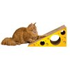 Imperial Cat Scratch 'n Shapes Cheese Recycled Paper Scratching Board