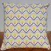 Auburn Textile Printed Cotton Throw Pillow