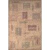 dCOR design Tibetan Autumn Beige Area Rug