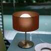 "Morosini Fog 12.6"" H Table Lamp with Drum Shade"
