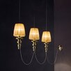 Evi Style Gadora Chic 3 Light Kitchen IsIand Pendant
