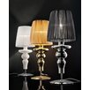 "Evi Style Gadora Chic 19.7"" H Table Lamp with Empire Shade"