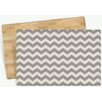 Parklon Zig Zag Design Cushion Mat