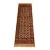 Barefoot Artsilk Rugs Teppich Persian Bokhara in Braun