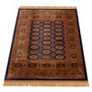 Barefoot Artsilk Rugs Persian Bokhara Brown Area Rug