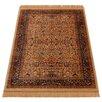 Barefoot Artsilk Rugs Handgewebter Teppich Persian Tree of Life in Braun