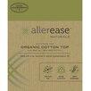 AllerEase Naturals Organic Cotton Comfort Mattress Pad