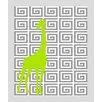 Evive Designs Giraffe Paper Print Art