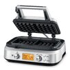 Breville The Smart 2-Slice Waffle Maker