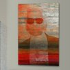 Marmont Hill Karl Graphic Art Wrapped on Canvas