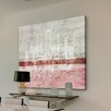 Marmont Hill Chandelier Graphic Art Wrapped on Canvas